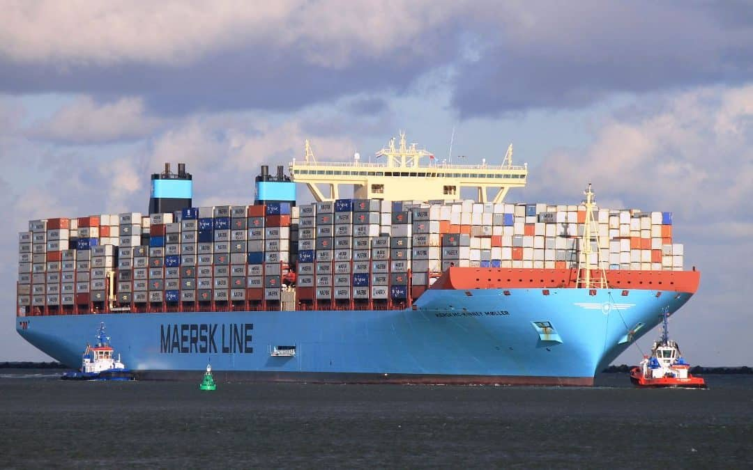 Maersk is introducing changes to Oceania shipping network